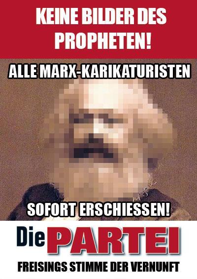 Partei-Marx-Prophet