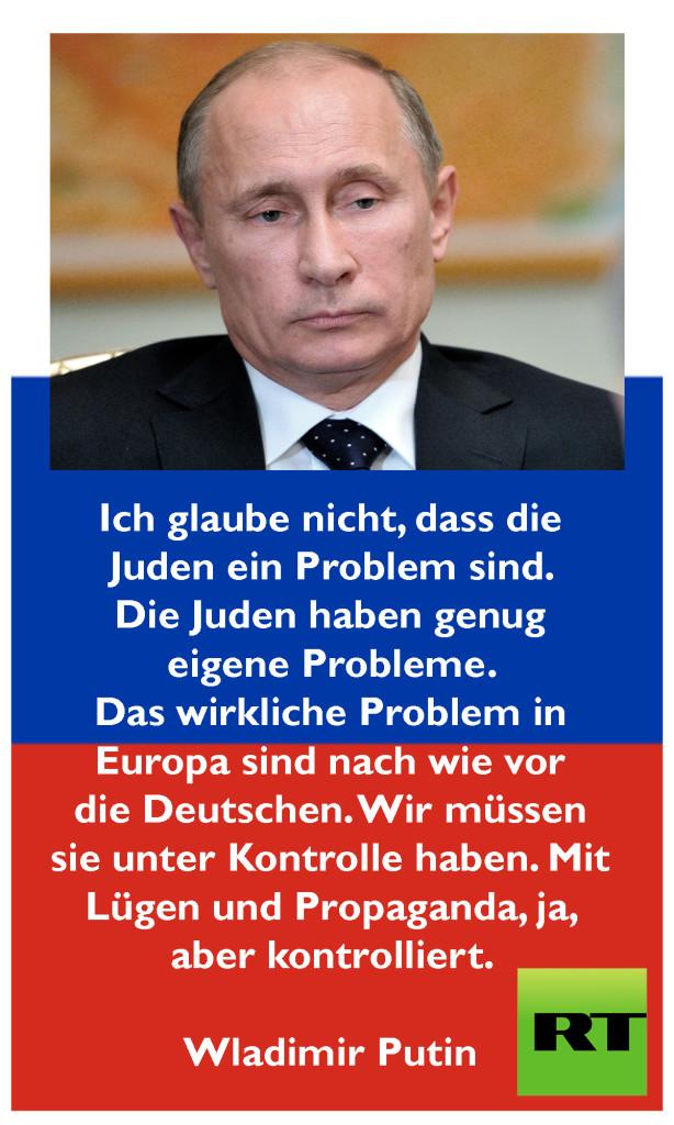 Zitate Putin